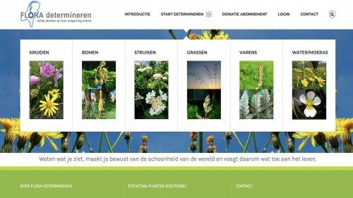Flora determineren
