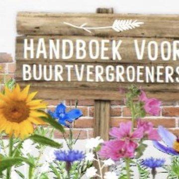 Guerrilla gardening Flora van Nederland KNNV